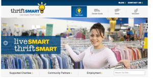 New website picture for Thriftsmart