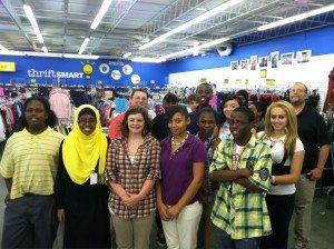 ThriftSmart Volunteers
