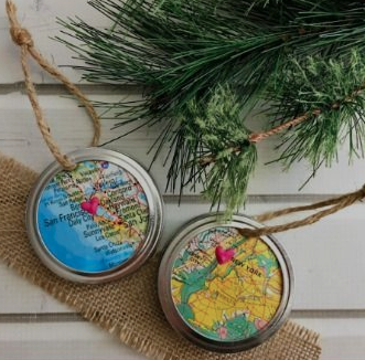 crafty Christmas ornament ideas